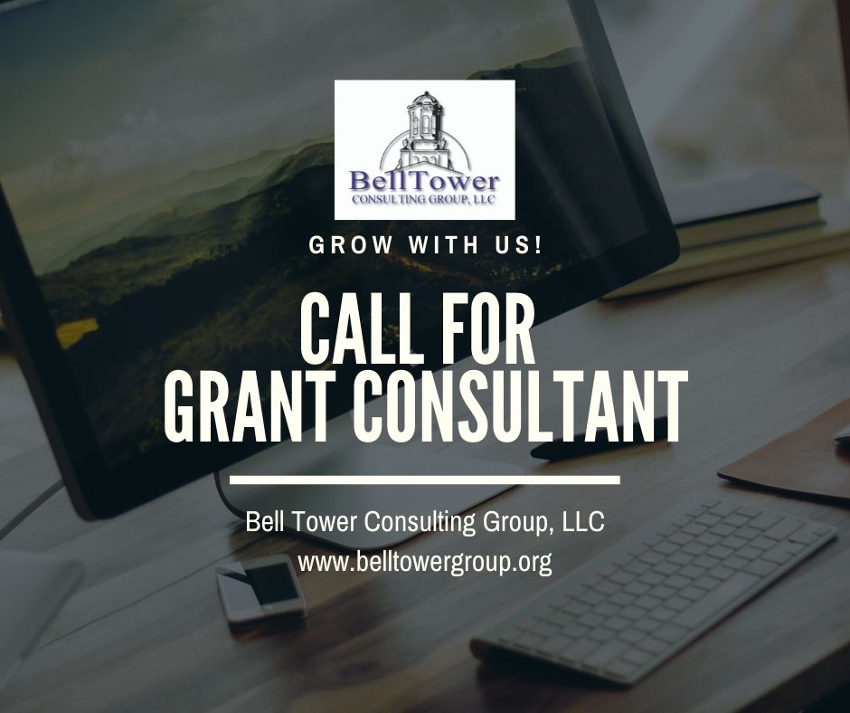 call for grant consultant